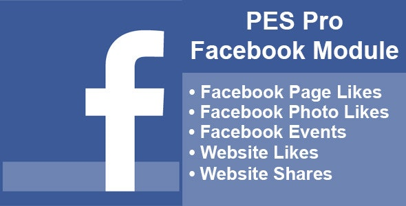 Facebook Modules for PES Pro - CodeCanyon Item for Sale