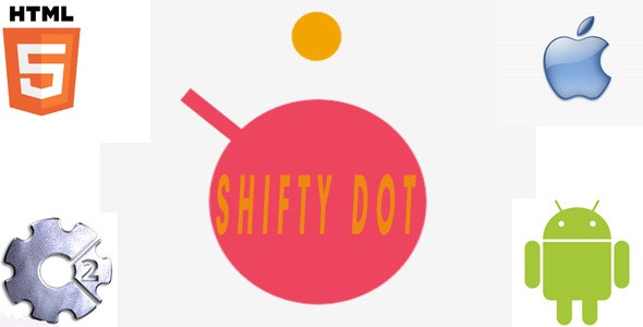 Shifty Dot  - CodeCanyon Item for Sale