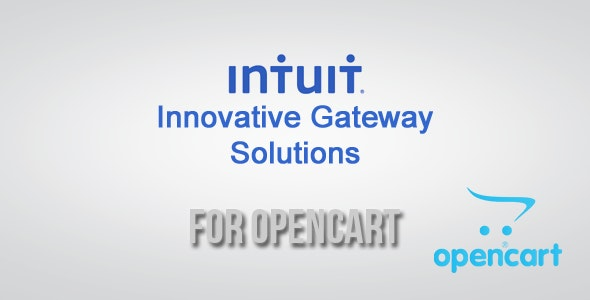 Innovative Payment Gateway for OpenCart - CodeCanyon Item for Sale