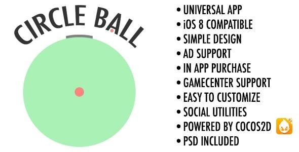 Circle Ball - CodeCanyon Item for Sale