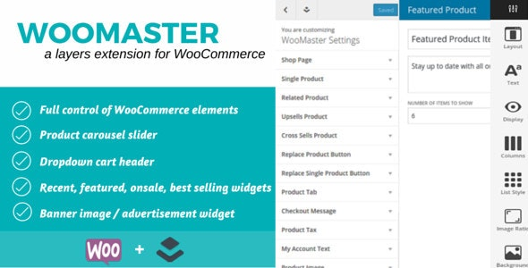 WooMaster - Layers Extensions For WooCommerce - CodeCanyon Item for Sale