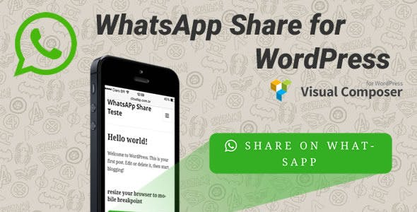 Share Posts and Pages on WhatsApp