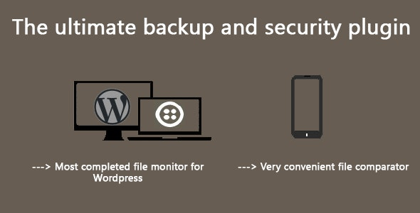 WP Anti Hack File Monitor - CodeCanyon Item for Sale