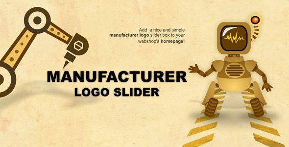 Responsive Manufacturer logo slider Module - CodeCanyon Item for Sale
