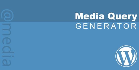 CSS Media Query Generator