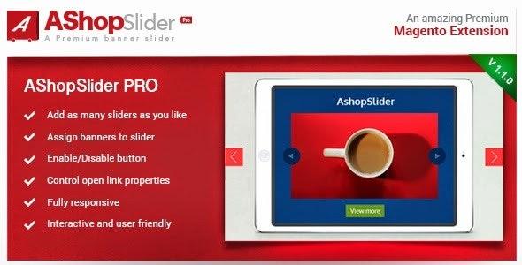 AShop Slider Pro - CodeCanyon Item for Sale