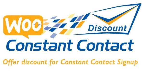 WooCommerce Constant Contact Discount - CodeCanyon Item for Sale