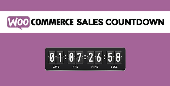 WooCommerce Sales Countdown - CodeCanyon Item for Sale