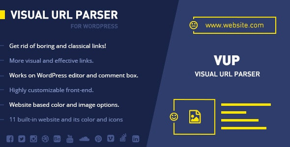 Visual URL Parser - CodeCanyon Item for Sale