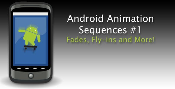 Animation Sequences for Android