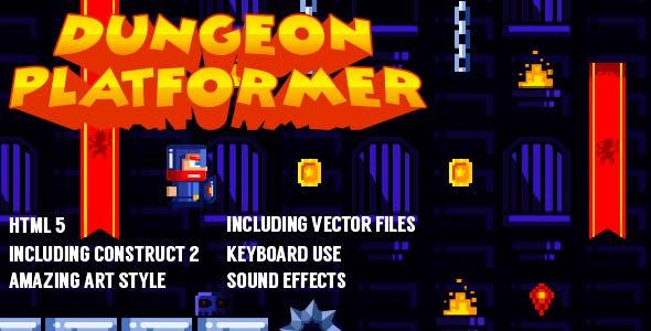 Dungeon Platformer