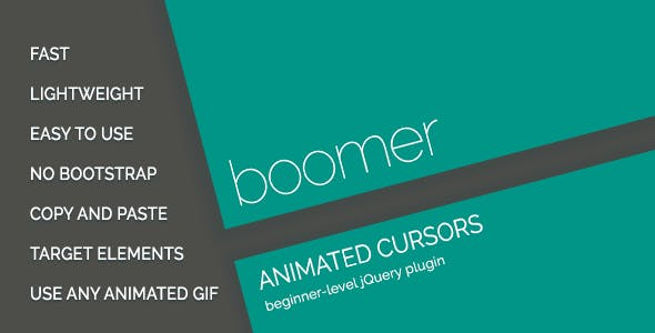 boomer - Animated Cursors