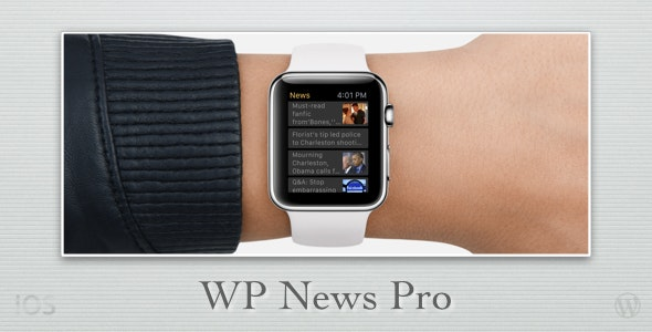 WP News Pro - CodeCanyon Item for Sale