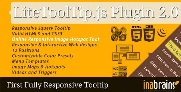 Lite Tooltip - Responsive jQuery Plugin        Nulled