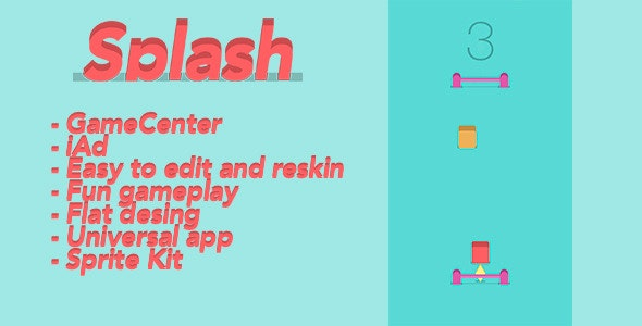 Splash - CodeCanyon Item for Sale
