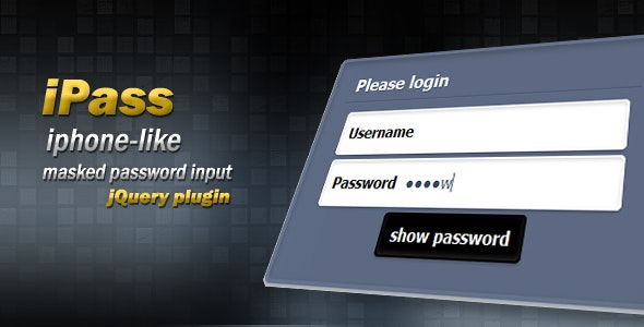 iPass - CodeCanyon Item for Sale