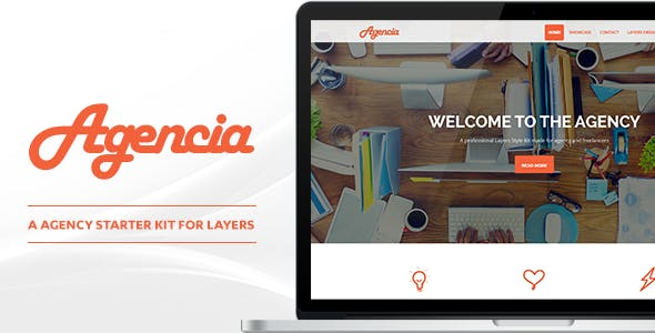 Agencia - Agency Style Kit for Layers
