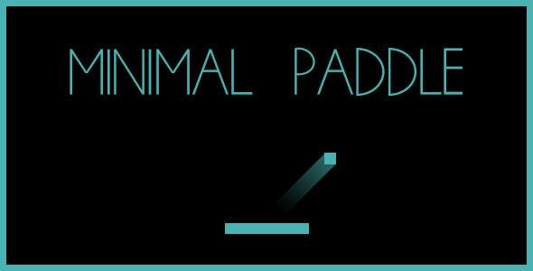 Minimal Paddle - CodeCanyon Item for Sale