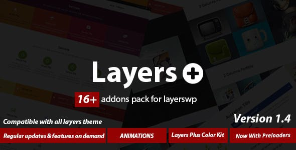 Layers Plus Addons Bundle For Layerswp