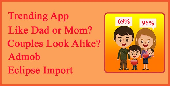 Like Dad Or Mom - Couples Look Alike - CodeCanyon Item for Sale