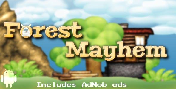 Forest Mayhem Mobile