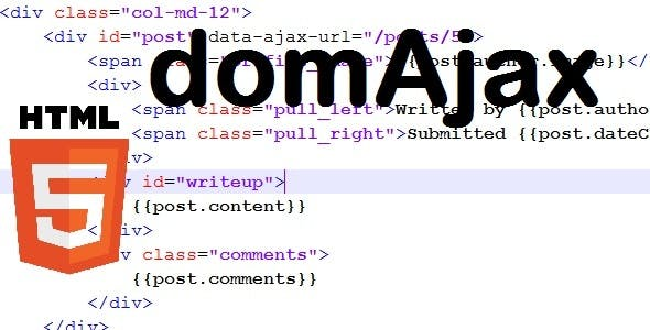 Ajax JavaScript Templates from CodeCanyon (Page 3)