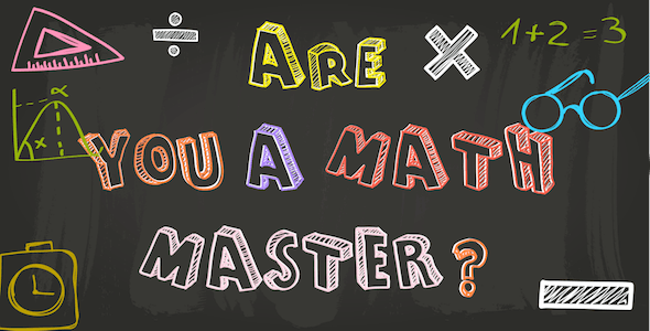 Math Master Cross-platform