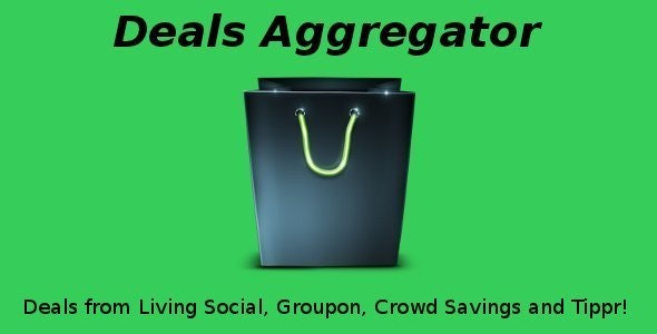 Deals Aggregator - CodeCanyon Item for Sale