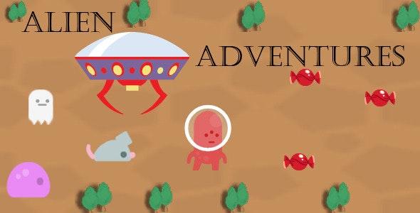 Alien Adventures - CodeCanyon Item for Sale