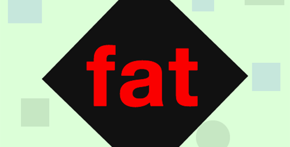 Fat Block Template with Admob