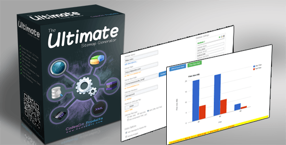 The Ultimate Sitemap Generator - CodeCanyon Item for Sale