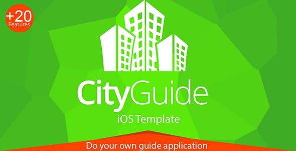CityGuide iOS Template v.2.1