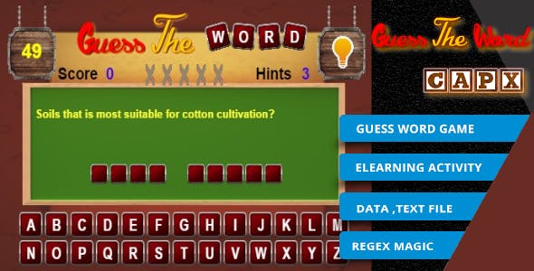 c2 Word Guessing Game