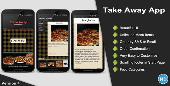 Take Away App