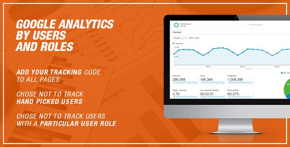 Google Analytics by Users and Roles - CodeCanyon Item for Sale