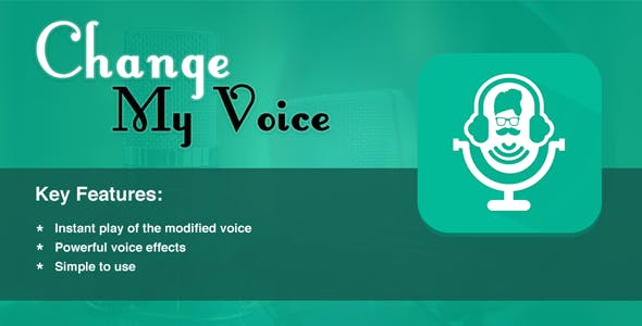 Change My Voice