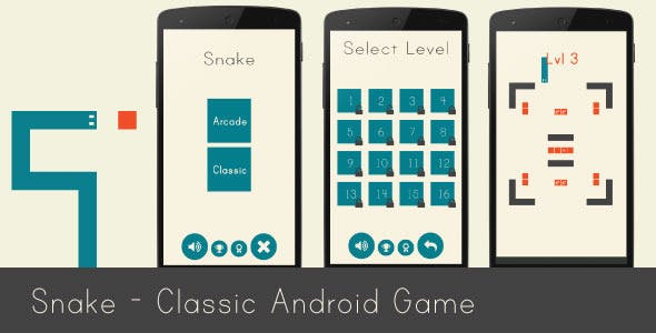 Snake - Classic Android Game
