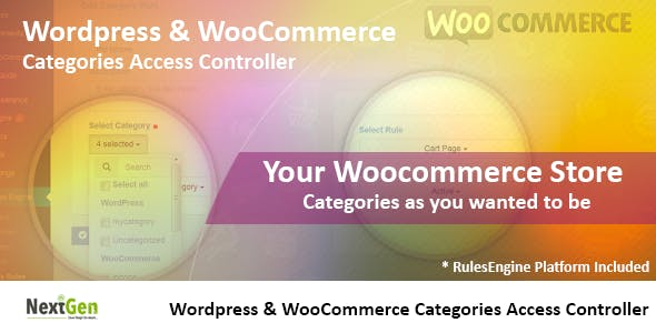 Advanced WooCommerce and WP Category Restrictions
