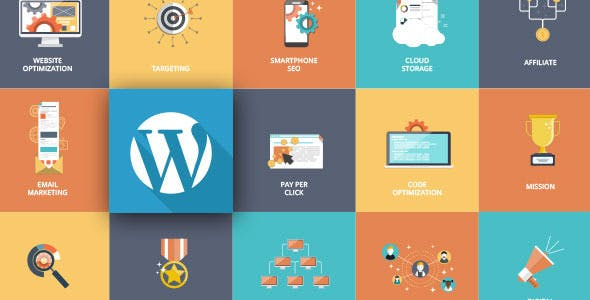 SEO Icons - Animated SVG's for WordPress