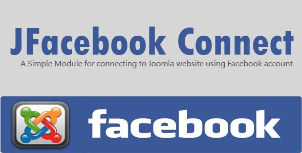 JFacebook Connect - CodeCanyon Item for Sale