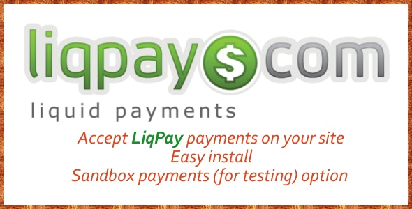 Liqpay payments - CodeCanyon Item for Sale