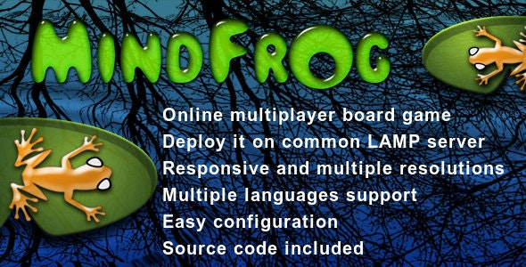 Mind Frog - CodeCanyon Item for Sale
