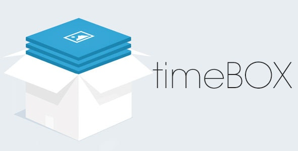 timeBOX - CodeCanyon Item for Sale