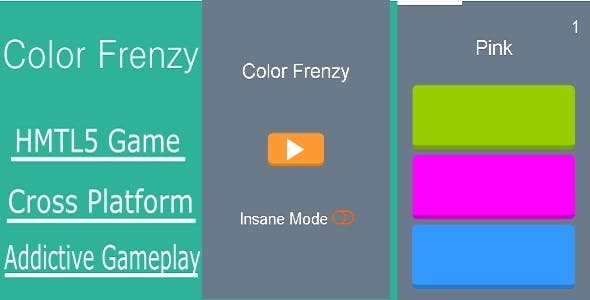 Color Frenzy