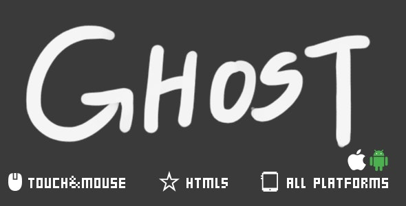 Ghost-html5 mobi game - CodeCanyon Item for Sale