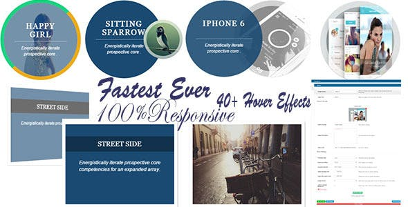 Image Hover Effects - WordPress Plugin        Nulled