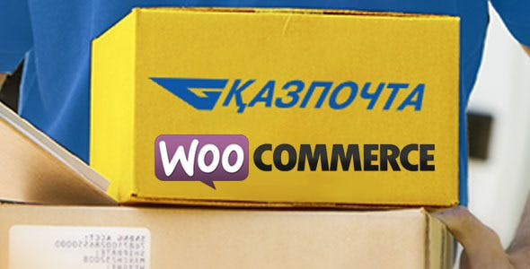 Kazpost shipping method for WooCommerce