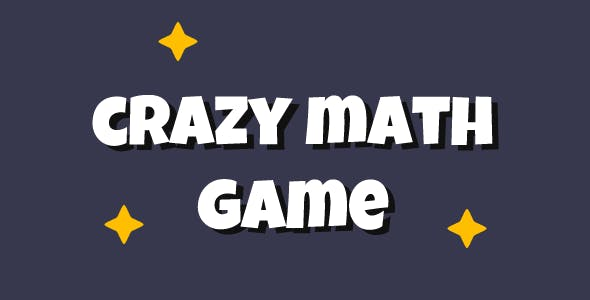 Crazy Math Game