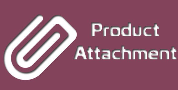 Magento Product Attachment