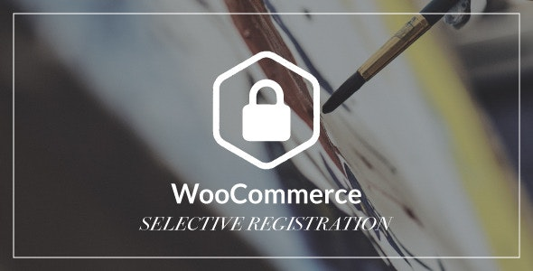 WooCommerce Selective Registration - CodeCanyon Item for Sale